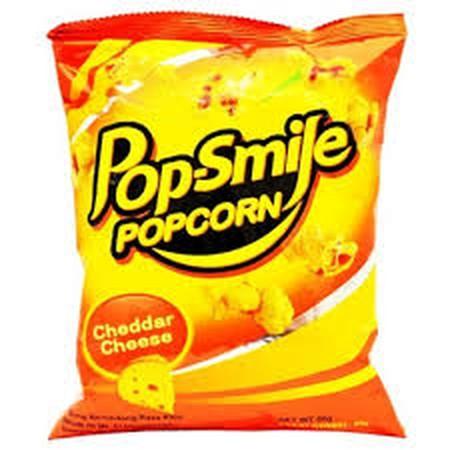 Pop Smile Popcorn Caramel Flavour 60G Merupakan Berondong Jagung Yang Dibuat Dengan Bahan-Bahan Berkualitas Tinggi.