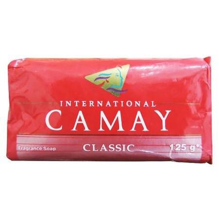 Camay Bar Soap Sabun Mandi merupakan sabun batang yang dpat memberikan kesegaran dan menjaga kelembapan kulit. Disertai dengan wangi yang menyegarkan.