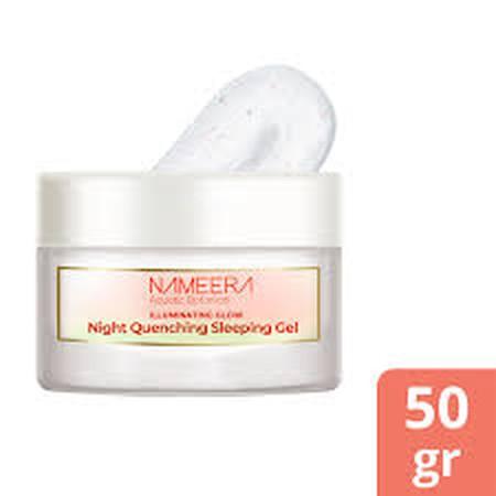 Gunakan gel krim malam ini untuk bangun dengan kulit terasa super lembut dan kenyal. Tampilkan cahaya alami kulit yang cerah bersinar dari dalam.   Diperkaya dengan Vitamin E Anti-Oxidant Beads, Pink Beads yang terserap oleh kulit untuk berikan nutrisi.