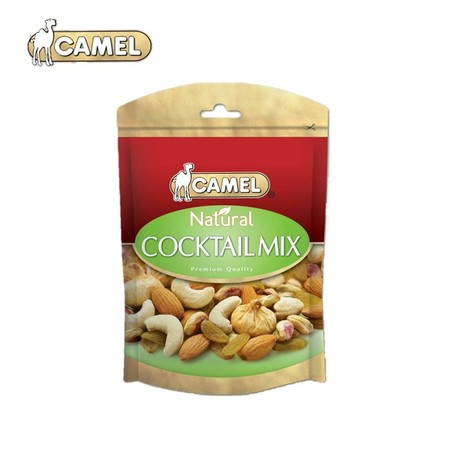 Packed Full Of The Finest Natural Mix Of Cashews, Almonds, Pistachio Kernels, Raisins And Figs, Enjoy The Raw Flavours Of These Delicious, Guilt-Free Cocktail Mix.  Ingredients: Figs, Raisins, Cashews, Almonds, Pistachio Kernels, Preservative (E220) Nutri