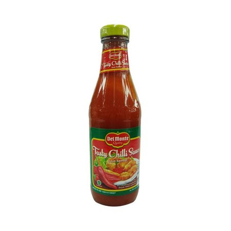 Del Monte Chili Sauce Is A Blend Of Selected Red Fresh Chilies With Seasonings And Spices That Most People Enjoy. It Taste Great And Compliments Any Food, They Are Great For Dipping And For Cooking.