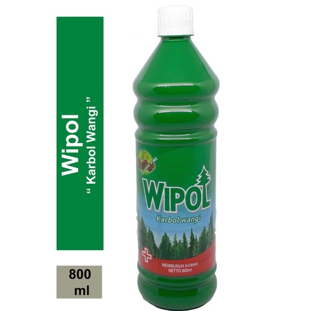 Wipol Karbol Cemara [750 Ml/ Botol], Sebagai Seorang Ibu, Anda Pasti Selalu Berusaha Memberikan Yang Terbaik Untuk Keluarga, Salah Satunya Dengan Menjaga Kesehatan Anggota Keluarga. Oleh Karena Itu, Anda Dan Keluarga Perlu Menciptakan Lingkungan Rumah Yan