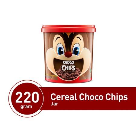 Deskripsi Produk Choco Chips Adalah Sereal Berbentuk Kerang (Shell) Dengan Rasa Coklat Yang Enak. Siap Disajikan Untuk Sarapan Maupun Snack. Mampu Memberikan Energi Dan Nutrisi Yang Dibutuhkan Untuk Beraktifitas Sepanjang Hari. Terutama Untuk Masa Pertumb