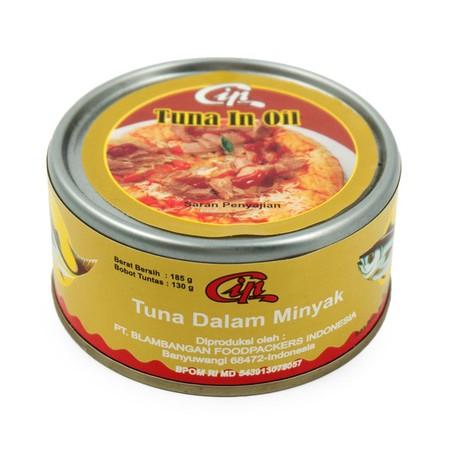 Ikan Tuna Dalam Soya Oil , Diproses Dengan Higenis Dan Standar Kualitas Yang Tinggi Sehingga Aman Dikonsumsi.