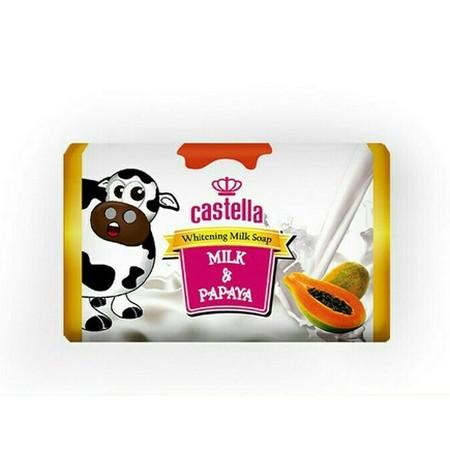 Catella Soap merupakan sabun mandi yang dapat membersihkan kulit dan menjaga kelembapan kulit.