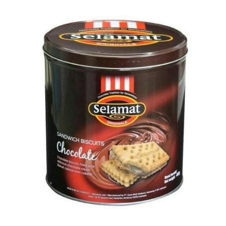 wafer dengan isian coklat yang nikmat. Cocok sebagai sajian untuk tamu istimewa di rumah anda.