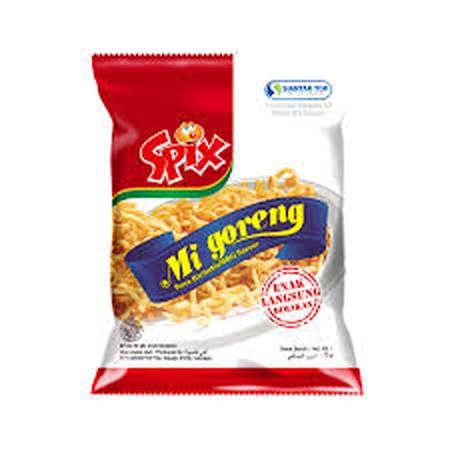 snack mie yang renyah dengan rasa balado yang khas. sangat cocok menjadi teman cemilan anda.