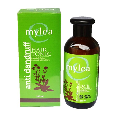 Mylea Ginseng Hair Tonic diformulasikan khusus yang mengandung ekstrak Ginseng serta zat aktif lainnya yang membantu menjaga kesehatan kulit kepala. Dengan kulit kepala yang sehat, maka rambut akan kuat secara alami serta dapat mempertahankan kekuatan aka