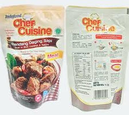 Merupakan Bumbu Makanan Siap Saji Dengan Resep Asli Indonesia, Dapat Diolah Dengan Mudah.