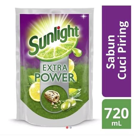 Sabun Cair Cuci Piring Sunlight Extra Power Baru Dengan Bahan Alami Butiran Biji Zaitun Merupakan Pilihan Tepat Untuk Mencapai Hasil Bersih Berkilau Pada Peralatan Dapur! Proses Menghilangkan Kerak Gosong Pada Panci Dan Wajan Yang Biasanya Memakan Waktu L