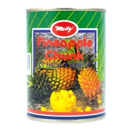 Canned Pineapple Chunks in Heavy Syrup