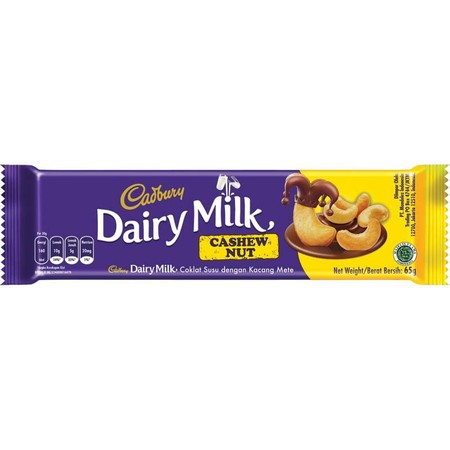 A Whole Lot Of Chocolate, And A Whole Lot Of Nut! Deliciously Crunchy, Whole Hazelnuts, Covered In Smooth Cadbury Dairy Milk Milk Chocolate.