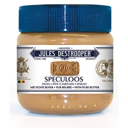 Jules Destrooper Speculoos 200 Gr Jam Paste Is The First Biscuit Flavored Jam In Indonesia. Speculoos Are Typical European Biscuits That Are Usually Made To Be Consumed Before The Celebration Party Of St. Nicholas In The Netherlands (5 December) And Belgi