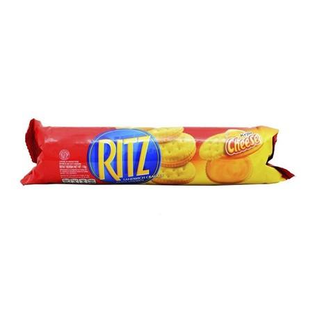 Nabisco Ritz Bitz Cheese Sandwich 118Gr Nabisco Ritz Bitz Cheese Sandwich 118GrMerupakan Makanan Yang Terbuat Dari Bahan-Bahan Pilihan Berkualitas Yang Diproses Secara Higienis Untuk Menghasilkan Makanan Bermutu Dengan Rasa Yang Istimewa. Dengan RasaY