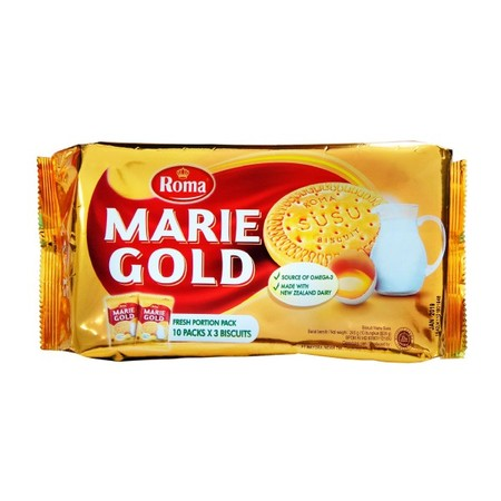 Roma Marie, tasty milk biscuit enriched with Vitamin D for maximum calcium absorption.