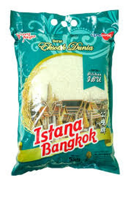 Beras Istana Bangkok adalah beras Long Grain impor dari Thailand, Thailand is an agricultural country which is famous with global rice production. Beras istana Bangkok is inspired by the delicious Thai cuisine and rice flavor.