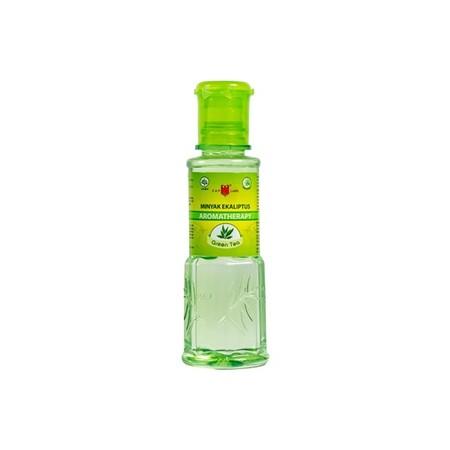 Membantu meredakan perut kembung, mual, masuk angin, sakit perut dan gatal-gatal akibat gigitan serangga Kandungan ekstrak green tea dapat dijadikan minyak aromatherapy yang menenangkan