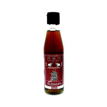 Double Elephant Black Sesame Oil 300ml merupakan minyak wijen hitam yang terbuat dari bahan pilihan serta diproses secara modern dan higienis. Ideal dipadukan sebagai bumbu masakan Anda sehari-hari.