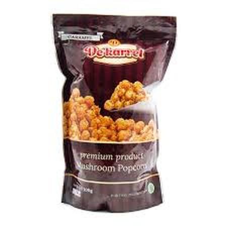 De'Karrel Popcorn Adalah Cemilan Dalam Kemasan Praktis Merupakan Popcorn Yang Terbuat Dari Bahan Jagung Popcorn Mushroom Asli Dan Dipadukan Dengan Berbagai Macam Variant Rasa Serta Tanpa Bahan Pengawet, Sehingga Menghasilkan Rasa Yang Enak, Nikmat, Dan Am
