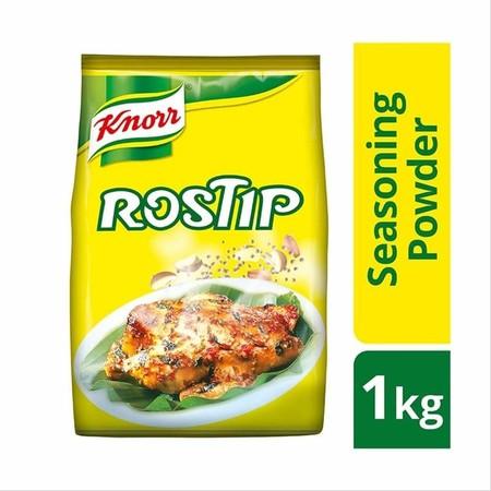 Knorr Rostip adalah bumbu serbaguna yang kaya aroma bawang putih dan rasa ayam gurih yang dapat memperkuat citarasa masakan Anda. Cocok untuk aplikasi tumisan dan sup, baik dalam masakan Oriental dan Indonesia.   Mengandung ekstrak daging ayam asli  Memak