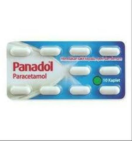 Panadol Paracetamol Obat [10 Kaplet] merupakan obat kesehatan yang berkhasiat membantu meredakan rasa nyeri seperti sakit kepala, sakit gigi, dan sakit pada otot, selain itu juga dapat menurunkan panas akibat demam disertai flu maupun demam sesudah vaksin