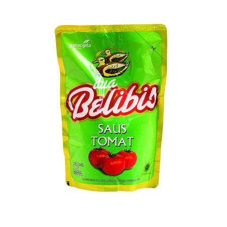 Rasa Tomat Yang Segar Dengan Perpaduan Rasa Asam Dan Manis Yang Pas Menjadikan Saus Tomat Dua Belibis Terasa Lebih Istimewa.