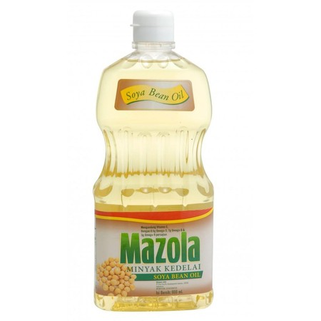 Mazola Soya Bean Oil Creates Delicious Meals That Your Family Will Love. Mazola Cooking Oils Are Cholesterol Free And 100% Pure Also With 100% Pure Soya Bean Oil, Fair Amount Of Omega 3, Help To Reduce The Risk Of Health Problems.