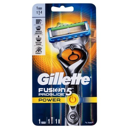 Gillette Fusion Proglide Razor With Flexball Technology, The MenS Razor That Responds To Contours For GilletteS Best Shave. Gillette'S Best Razor Blades Are 2X Preferred When Used With The Fusion Proglide Razor With Flexball Handle Technology (Overall P