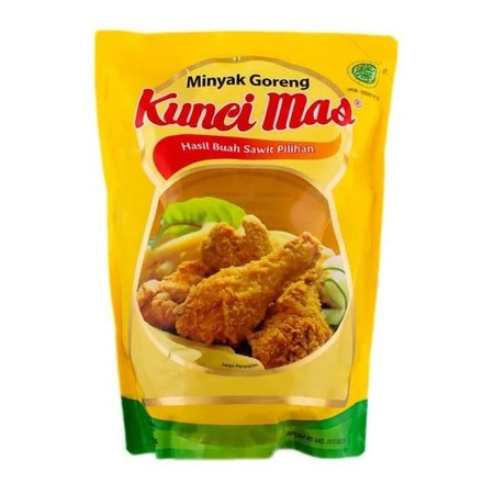 Contains Unsaturated Fatty Acids, Low In Fat, And Omega 6 & 9  The Key To Mas Cooking Oil Pouch [1800 Ml / 6 Pcs] Is Cooking Oil Made From High Quality Palm Oil And Processed Through A Fully Integrated Refining System, So That It Can Make The Cooking Resu