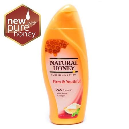 Body Lotion mengandung madu dengan yeast dan collagen.