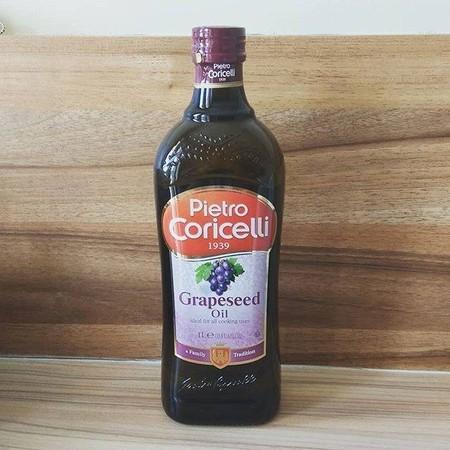 minyak biji anggur yang cocok untuk digunakan untuk memasak makanan sehat. Terbuat dari ekstrak biji anggur pilihan yang berkualitas dengan proses pembuatan yang modern dan higienis.