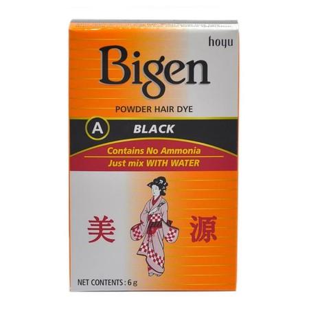 "Sejak 30 tahun lalu, Bigen Powder Hair Color yang dikenal dengan sebutan ""BIGEN"", dipercaya dan digemari di Indonesia sebagai Masterpiece Hoyu. Mungkin anda pernah lihat nenek atau ibu anda memakai BIGEN di rumah. Dan kini nama BIGEN menjadi salah satu ka"