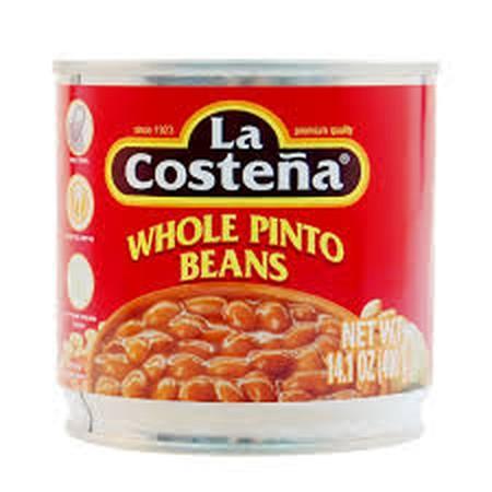 Aneka macam salsa sauce dan bean khas dari mexico. Kacang pinto dari Mexico Ideal untuk menemani waktu bersantai Anda atau saat minum teh bersama keluarga. Komposisi : Pinto Beans. Import dari Mexico.