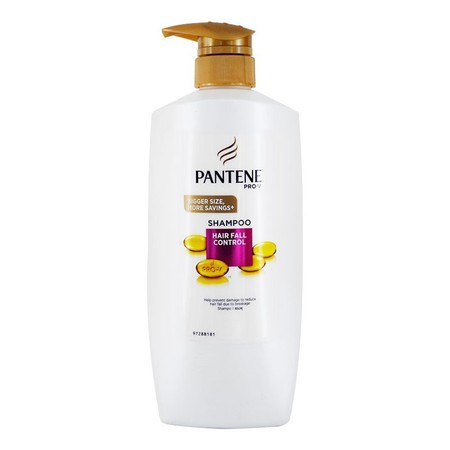 Pantene Pro-V Shampoo Helps To Prevent Damage Hair That Is Dry And Weak, Making It Stronger Thus, Reducing Hair Fall Due To Breakage. Ingredients: Water, Sodium Laureth Sulphate, Sodium Lauryl Sulphate, Sodium Chloride, Dimethicone, Glycol Distearate, Coc