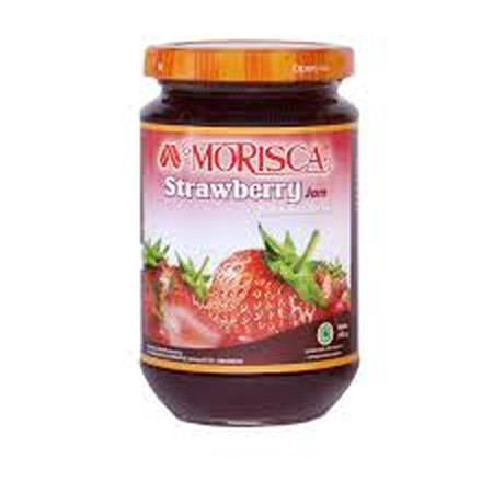 Morisca Strawberry Jam 250 G