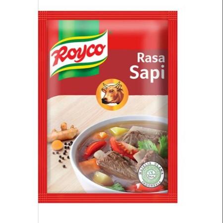 Royco Kaldu Sapi Dibuat Dengan Daging Sapi Yang Direbus Lama Memberikan Kaldu Mantap Dan Rasa Daging Lezat Untuk Semua Masakan