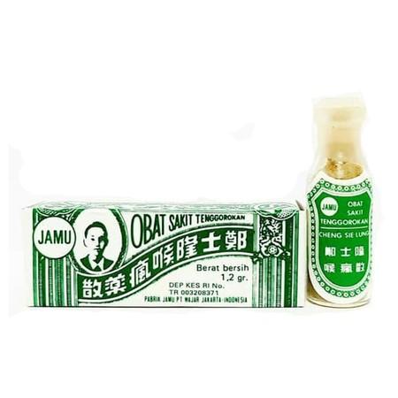 HAU FUNG SAN merupakan herbal yang berkhasiat untuk mengobati sakit tenggorokan dan mulut seperti pada sariawan, gusi bengkak, dan sakit gigi.