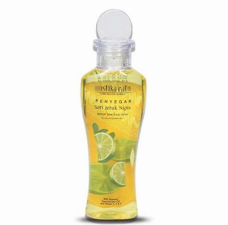 Untuk Kulit Berminyak Dan Berjerawat. Mengandung Aromatic Essential Lime Oil + Vitamin A, E, F. Menyegarkan Dan Merawat Kelembaban Kulit Wajah Dan Leher
