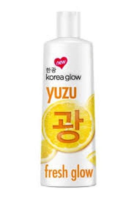 Annyeong! Baru Dari Korea Glow! Exfoliating Body Wash Dengan Goat'S Milk & Rice Bran Yang Dapat Melembapkan Dan Mencerahkan Kulit. Dipercaya Oleh Wanita Korea Sebagai Bahan Alami Yang Mampu Mengatasi Masalah Kulit Dengan Sangat Baik, Sehingga Memberikanmu