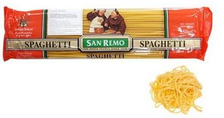 pasta terbuat dari bahan-bahan pilihan Memiliki tekstur kenyal & lembut setelah dimasak Ideal dipadu padankan dengan saus tomat saus krim kental ataupun jenis saus pasta lainnya sesuai selera