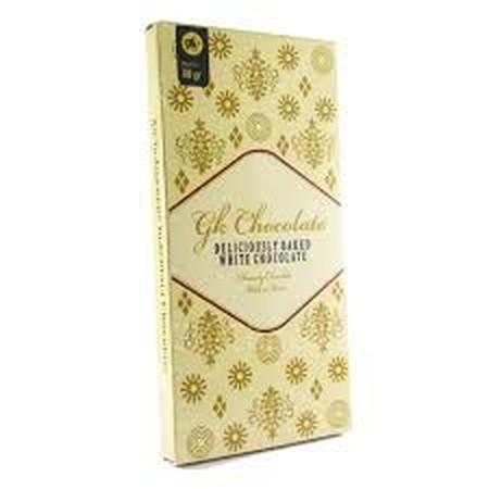 Coklat putih yang sangat cocok untuk di jadikan buah tangan khas Jogja dengan 3 rasa yaitu Dark , White , Milk