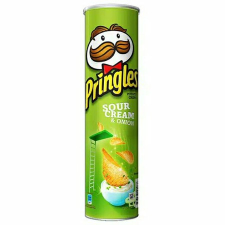 Bursting With Flavour. No Artificial Colours Ingredients: Dried Potato, Vegetable Oil (Palm Olein), Wheat Starch, Sour Cream And Onion Flavour (Dextrose, Salt, Whey, Onion, L-Monosodium Glutamate, Butter, Food Acids (Citric Acid, Calcium Lactate, Acetic A