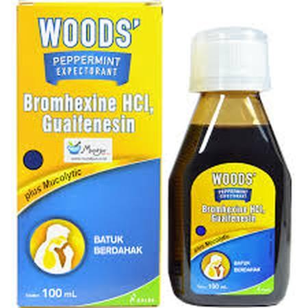 Obat yang digunakan untuk membantu meredakan batuk berdahak. Obat ini mengandung Bromhexine HCL sebagai mukolitik yaitu pengencer dahak dan Guaifenesin sebagai ekspektoran yaitu membantu mengeluarkan dahak. Dalam penggunaan obat ini.