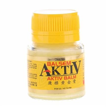 Komposisi (bahan aktif/gr) : L-Menthol 155 mg Eucalyptus Oil 195 mg, Methyl Salicylate 80 mg Camphor 40 mg