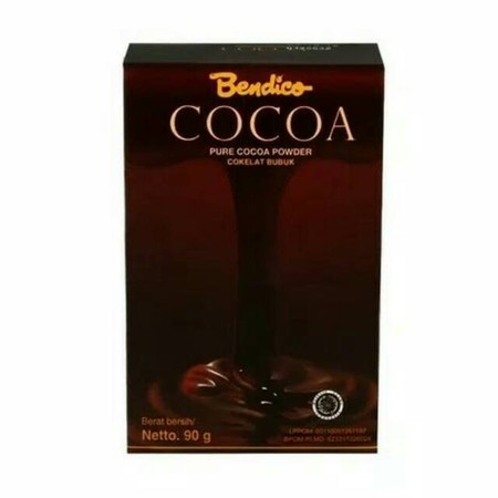 Bendico Cocoa Powder Made From The Best Materials And Retain The Same Great Taste Every Time.
