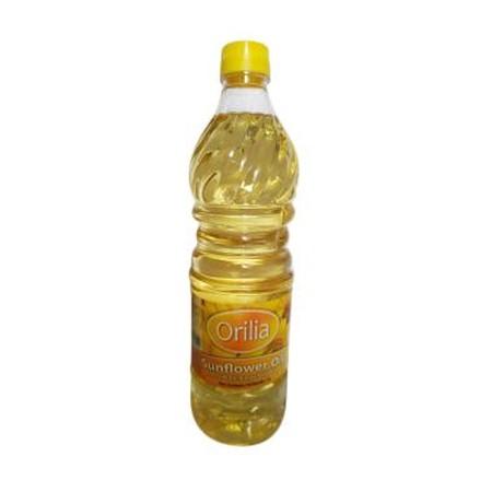 Orilia Sunflower Oil (Minyak Biji Bunga Matahari) - 1 L  Cocok untuk digunakan sebagai salad oil dan digunakan untuk menggoreng (deep frying), serta menumis. Memiliki smoked point hingga 220 derajat celcius.  Manfaat kesehatan : - Kandungan asam lemak ome