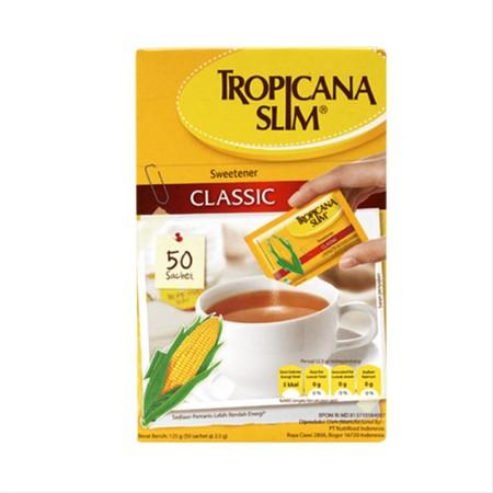 Tropicana Slim Sweetener Classic Merupakan Salah Satu Produk Unggulan Tropicana Slim Yang Telah Dipercaya Masyarakat Indonesia Sejak Tahun Lalu. Kini Juga Dapat Dinikmati Di Negara Di Dunia. Anda Dapat Merasakan Manisnya Tropicana Slim Sweetener Classic T