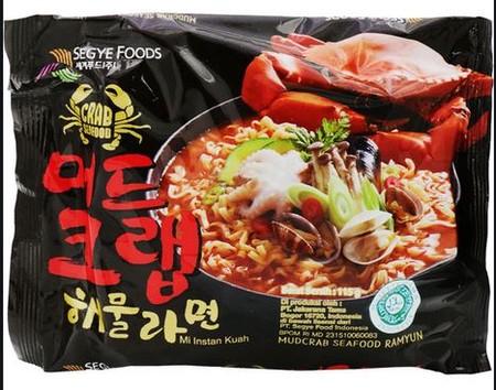 Ramen kuah yang kuat dengan aroma seafood yg eksotis. Ekstrak kepiting dn seafood yang dipadu membuat lidah kita terpaku akan lezatnya sajian laut.