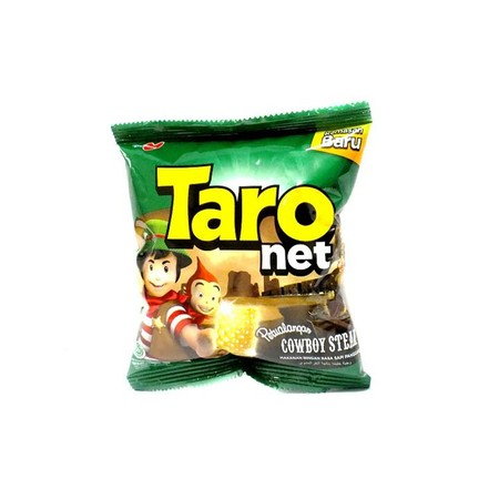Taro Is Made Of Wheat Flour, Corn, And Potatoes, As Well As Other Quality Ingredients.