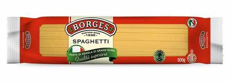 Made From 100% Durum Wheat Semolina Which Is High In Protein. With 0% Cholesterol And No Trans Fats. A Variety Of Pasta Dishes Are Based On It, From Spaghetti Alla Carbonara Or Garlic And Oil To A Spaghetti With Tomato Sauce, Meat And Other Sauces. In I